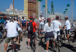 Cuba´s Bicycle Touring Boom