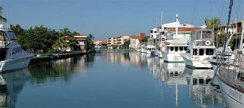 Expansion and Improvement of Marinas Open for Business