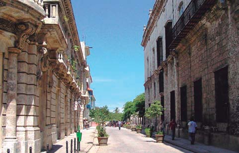 Havana, City Encounters and Good Omens