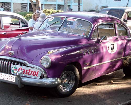 Cuban motor racing, tradition and perseverance