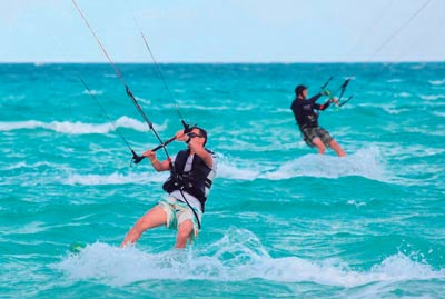 Water Sports, a Strength in Cuban Tourism
