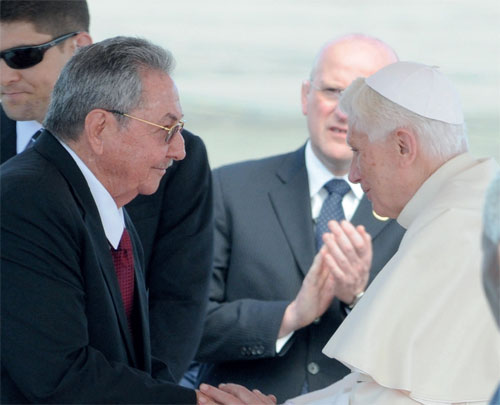 Third Pope to Visit Cuba
