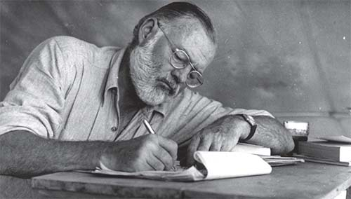 Ernest Hemingway and Cuba Forever Bound