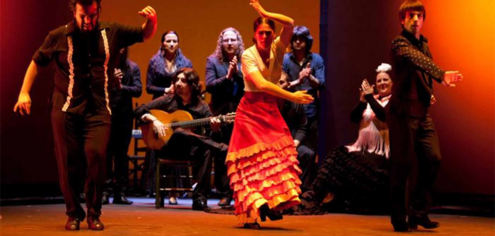Spanish Dancers Hope to Perform a Unique Flamenco Show in Cuba