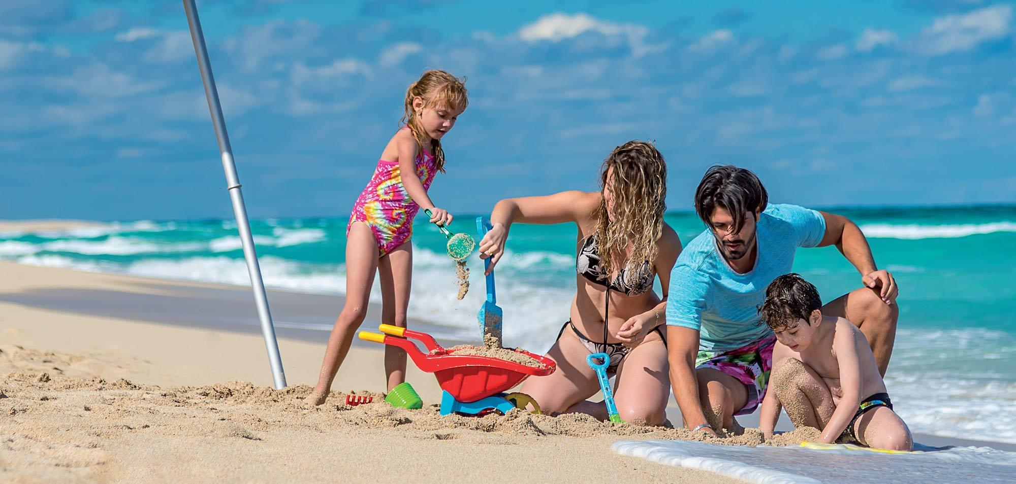 Varadero, attractive Cuban beach resort
