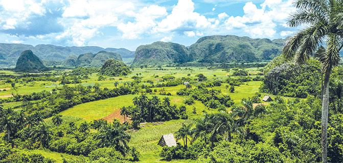 Viñales Global Geopark status on the horizon