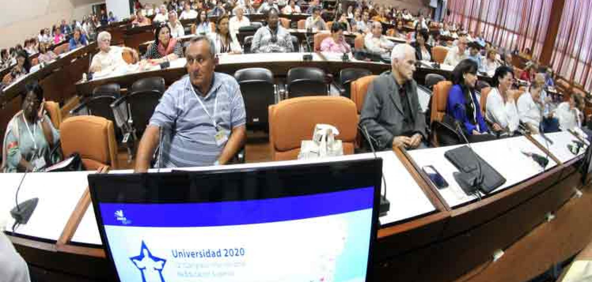 Cuban Forum Pedagogia 2019 Debates Education in Latin America