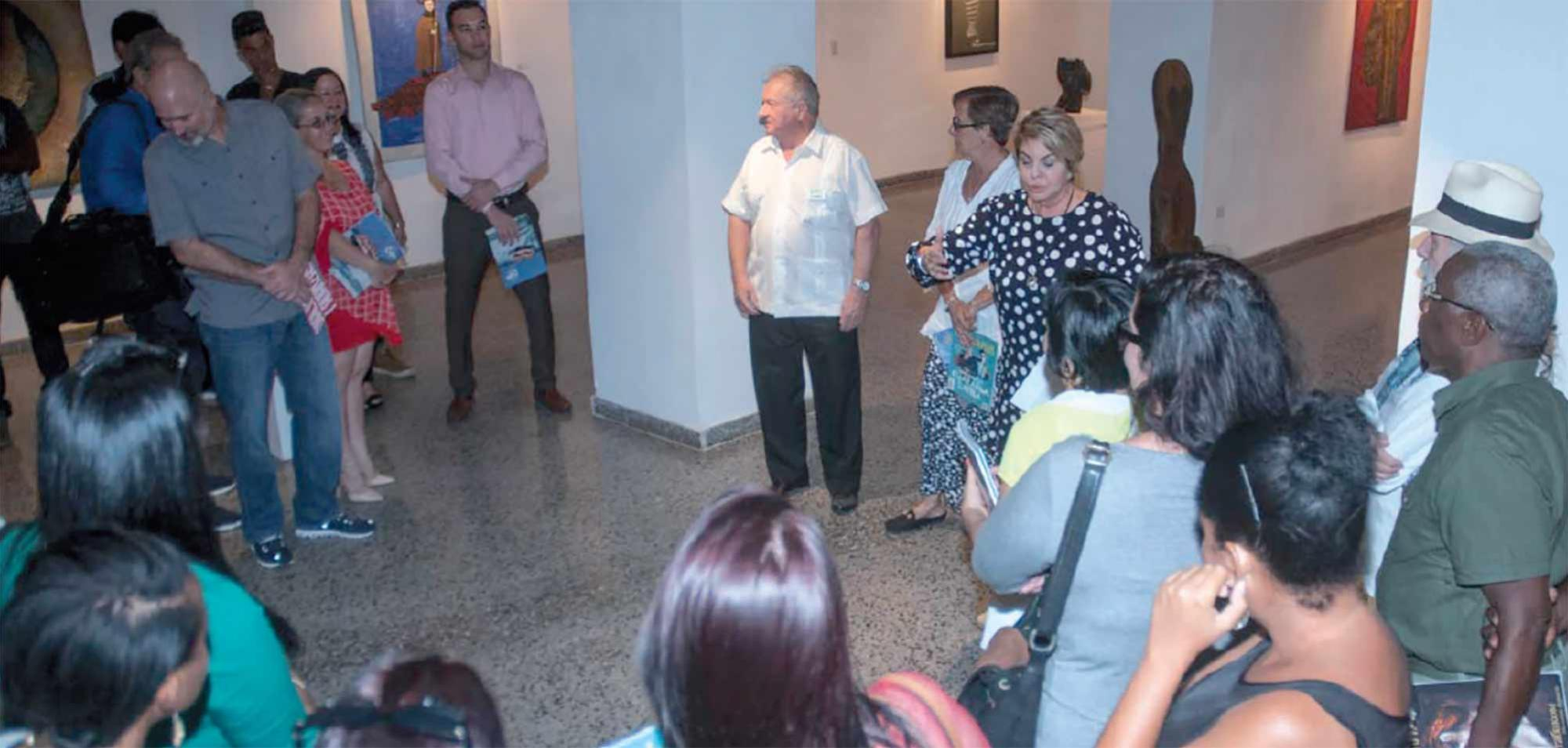 Cuban Artists Delighted with New CubaPlus Art Catalogue
