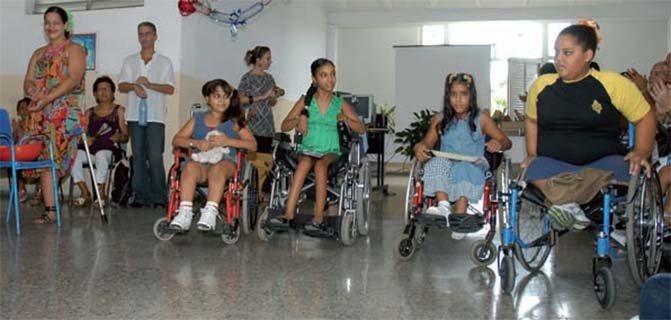 Special Education in Cuba, Equal Opportunity for All
