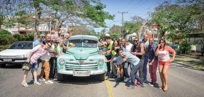"Havana Rhythm and Dance Festival ""In Memory of Guillermo Barreto"""