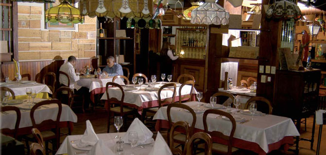 Tocororo, the Restaurant of Personalities
