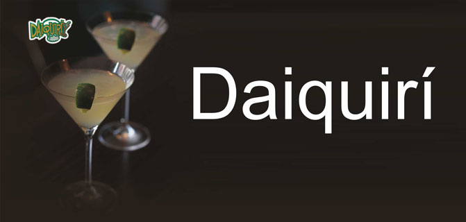 Daiquirí, A Pleasure for the Palate