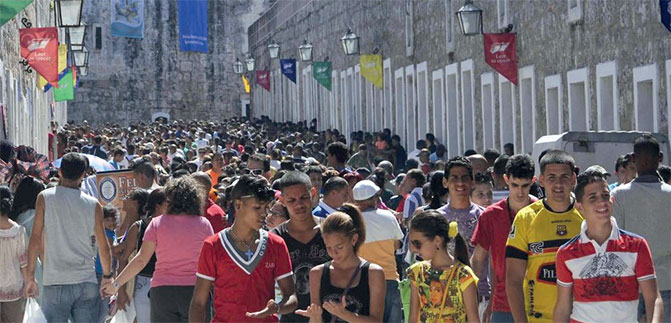Cuba's 25th International Book Fair A Major Event