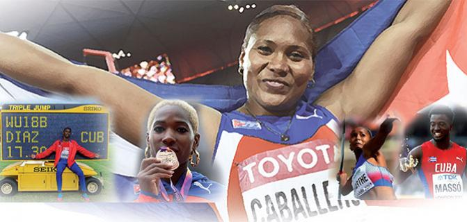 Medal Sweep for Cuba's Youngest Spells Bright Future