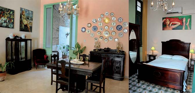The Hostal Casa Habana: a confortable and welcoming place to stay