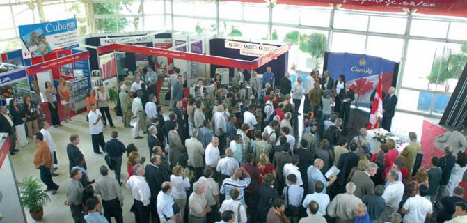 FIHAV 2007, Large Presence of Canada