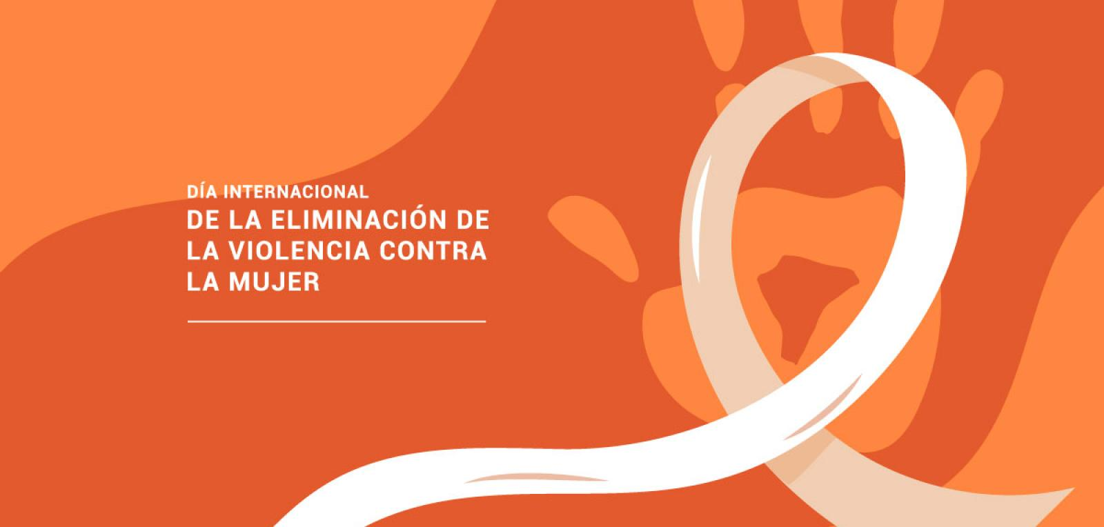 November 25: for the elimination of violence against women