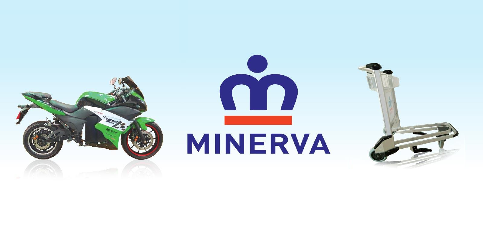 Minerva. At the center of your preference