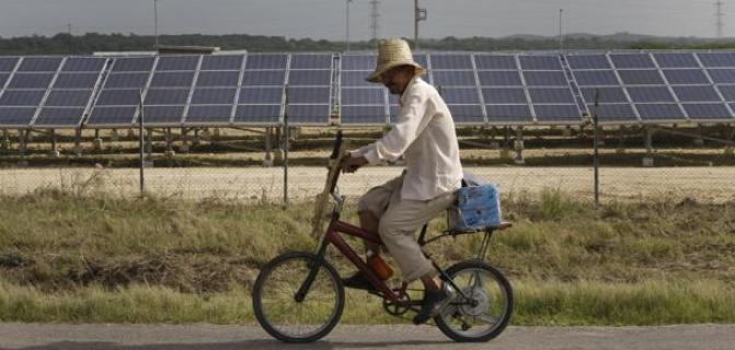 More sun-power for Cuba