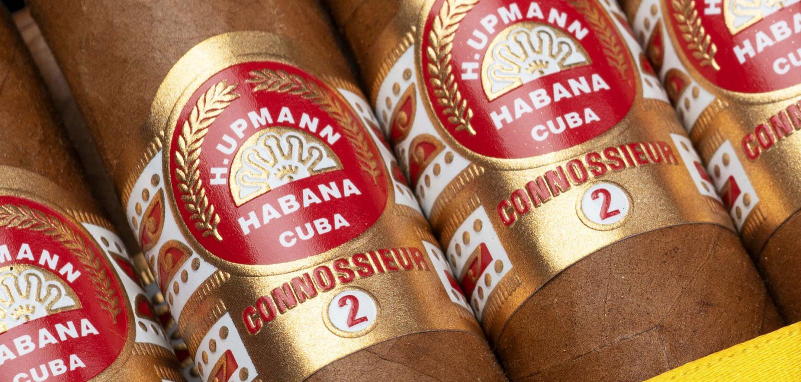 Habanos S.A. presents new H. Upmann Connoisseur No. 2 vitola