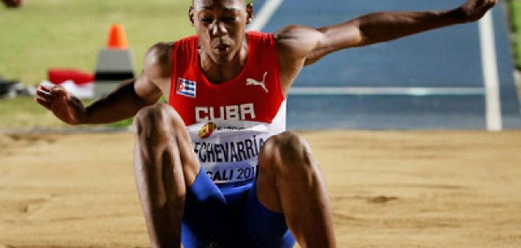 Cuban Echevarría Amazes the World with an 8.83 m Jump in Stockholm