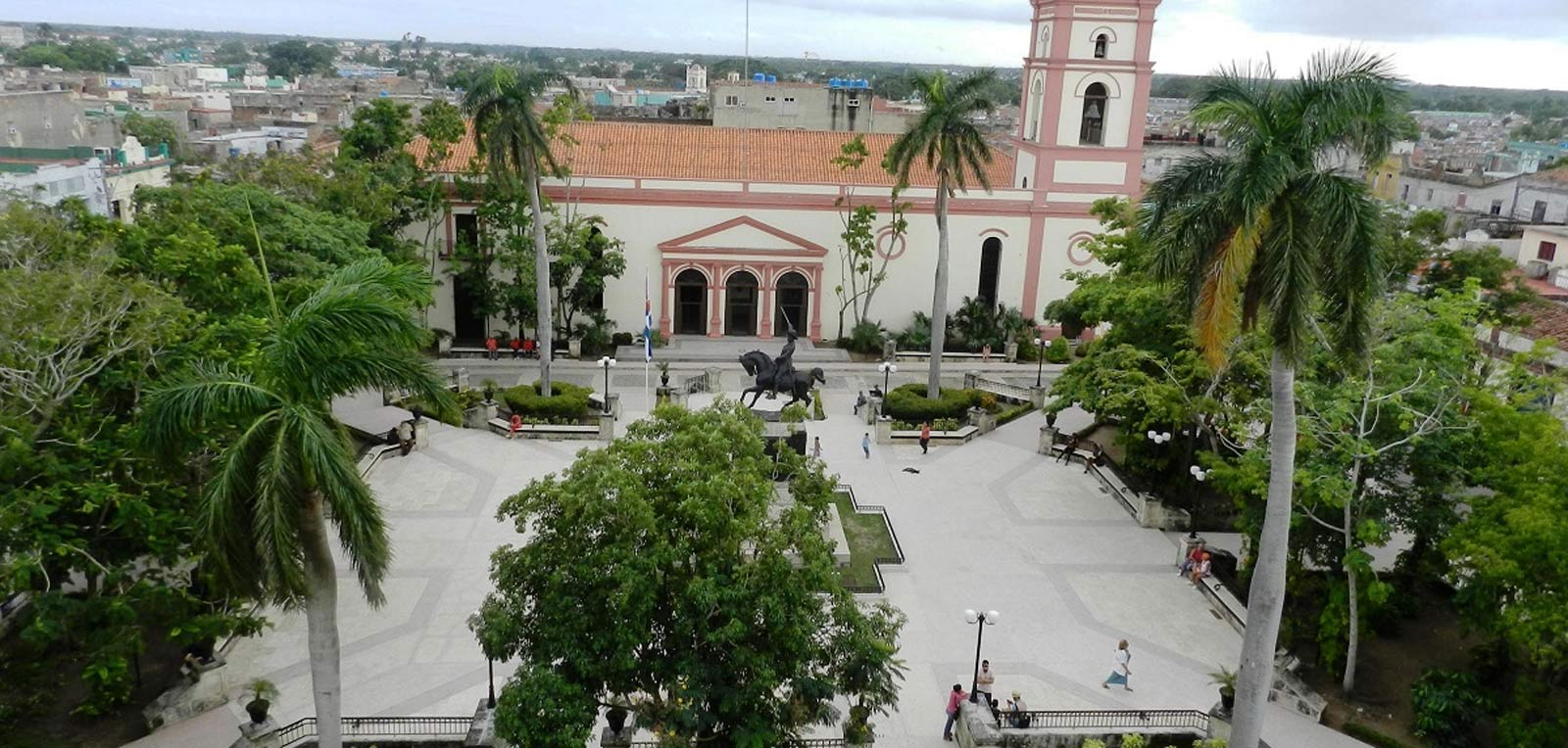 Camagüey:A historic and contemporary city