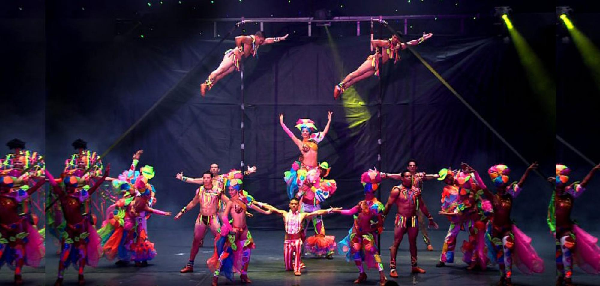 Circus Cuban Group Compañía Havana still on Tour in Italy