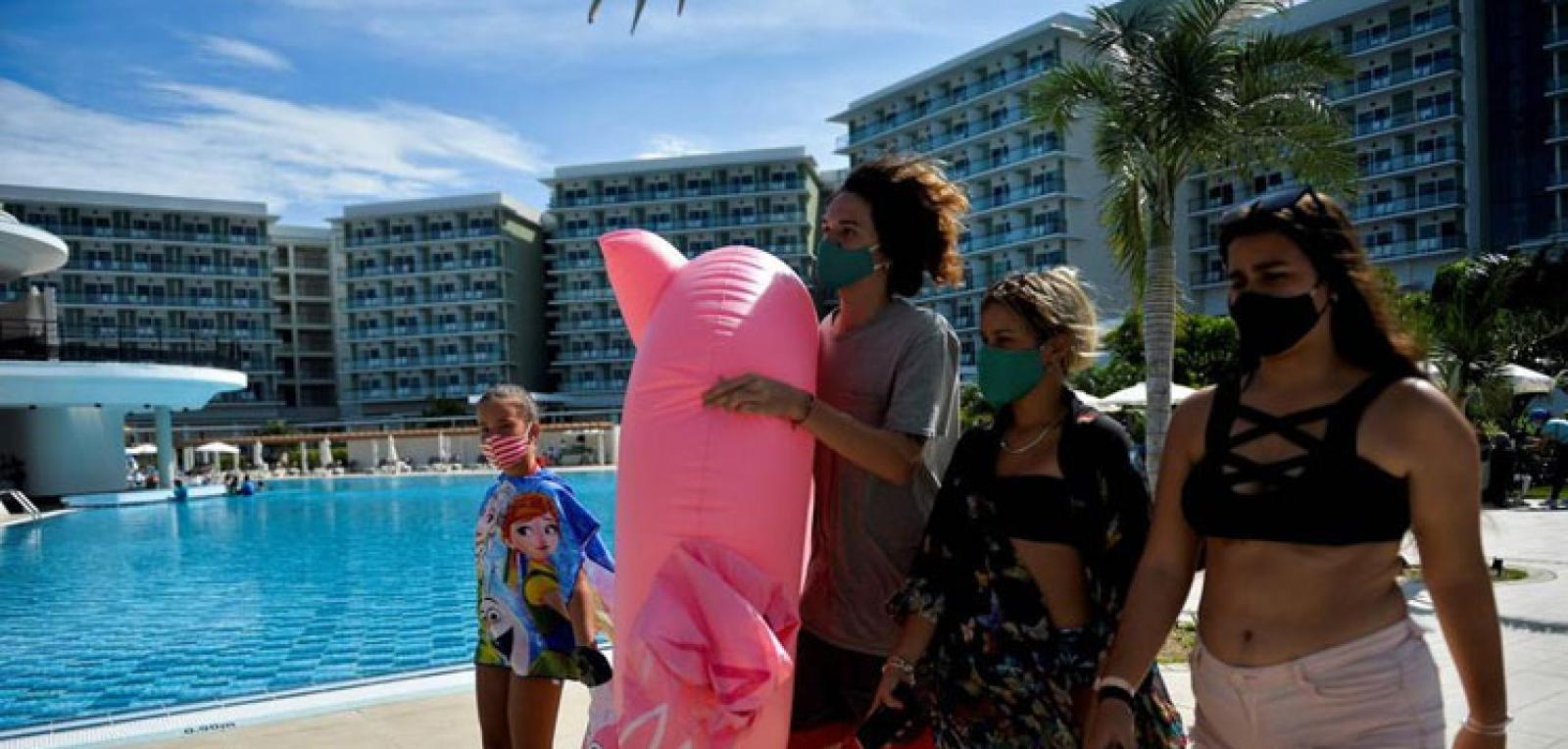 Cuba keeps vital Varadero resort thanks to biosecurity protocols