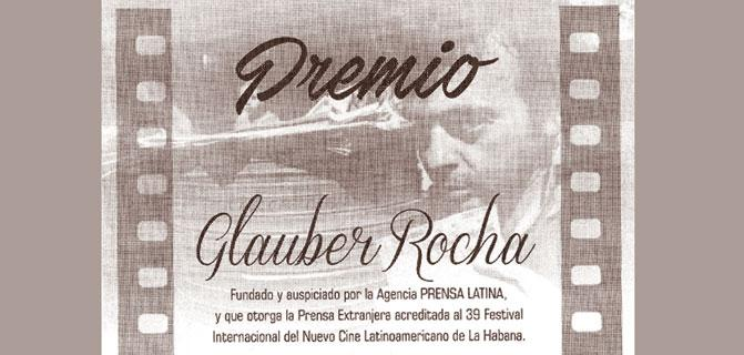 Glauber Rocha: excellence award of new Latin American cinema