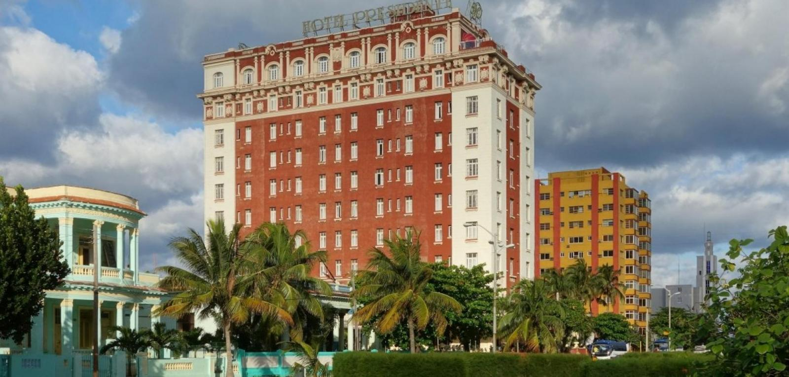 Hotel Presidente: that skyscraper continues to make history