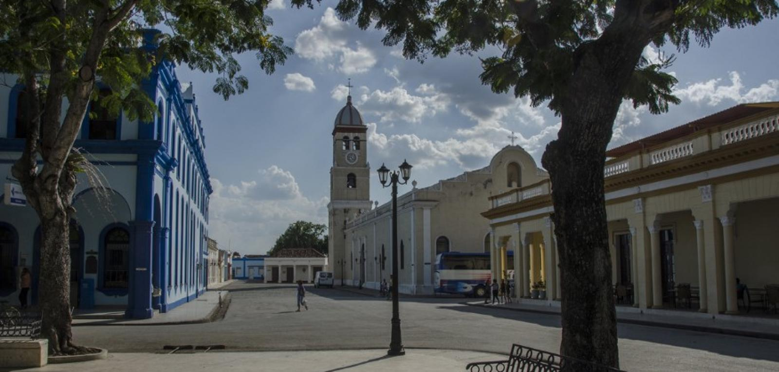 San Salvador de Bayamo Church, witness to great events