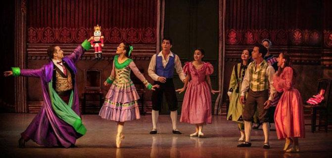 Kennedy Center Praises National Ballet of Cuba's Return to U.S.