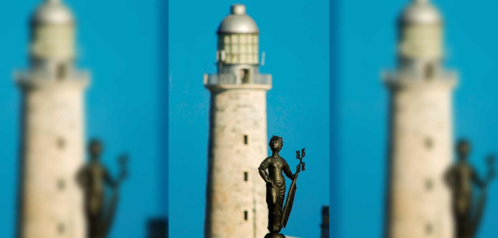 The Lighthouse and the Giraldilla: two icons of Havana