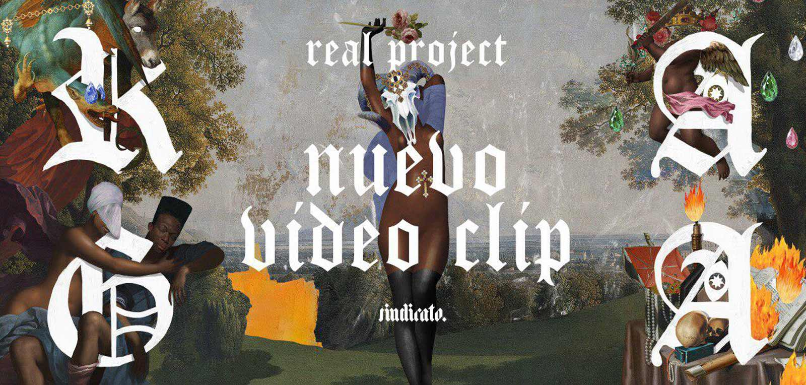 Real Project premieres video clip Raga