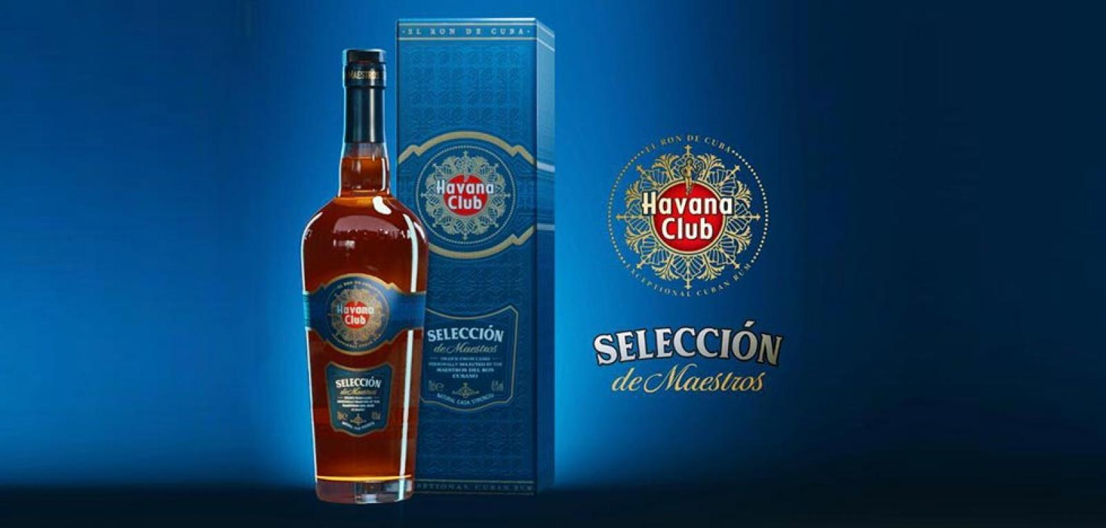 Havana Club Selection of Masters changes its image