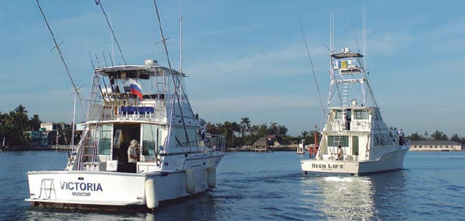 Cuba Tourism and Sports: International Billfishing Tournament