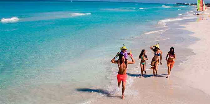 Varadero, One of the World's Best Beaches