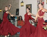 Ecos Flamenco Company Echoes of Spain