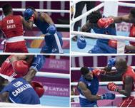 Cuban Boxers Win Four Titles in Lima 2019