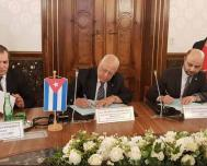Cuba and OPEC Fund Sign Loan Agreement in Vienna