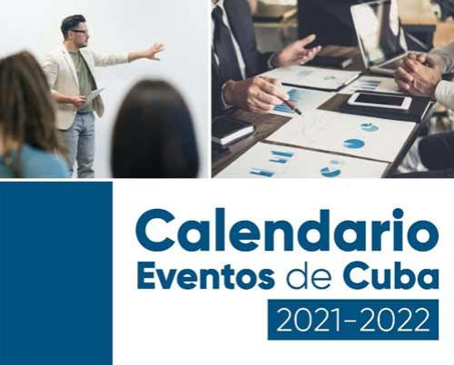 Cuba 2021-2022 calendar of events presented