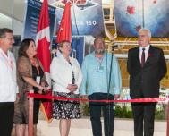 Celebrated Canada Day at International Fair of Havana