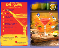 Fruit Daiquiri
