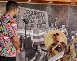 Culture and music in Cuban homes