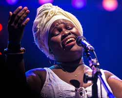 Singer Dayme Arocena to distinguish Cuba in a musical event in Brazil