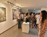 Joint Art Exhibition of Collage Habana and Magazine Cuba plus Opens
