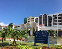 North American chain Marriot closes operations in Cuba