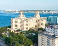 Cuba's Hotel Nacional honors Havana on its 500th anniversary