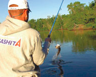 Marlin and Mayo Oldiri team up to promote recreational fishing in northern Cuba