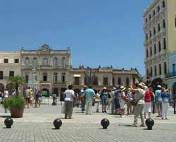 Tourism attracts attention in Cuba, document states